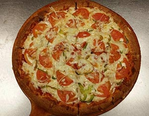 Family Style Pizza Gallery